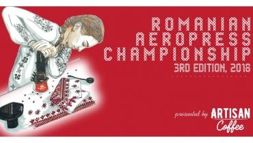 Campionatul Național de AeroPress 2018