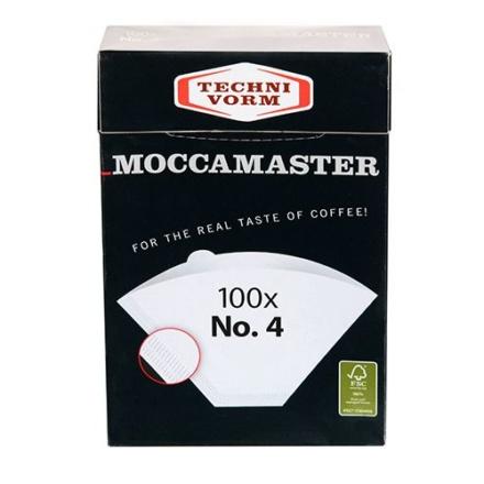 Moccamaster filtre hartie nr. 4