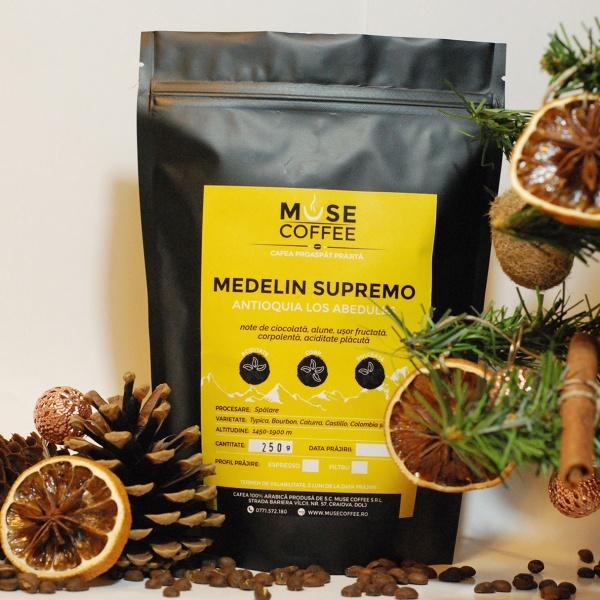 Cafea Medelin Supremo