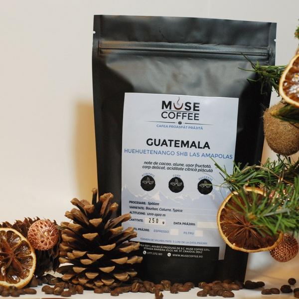 Cafea Guatemala Huehuetenango