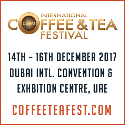 International Coffee & Tea Festival Dubai 2017