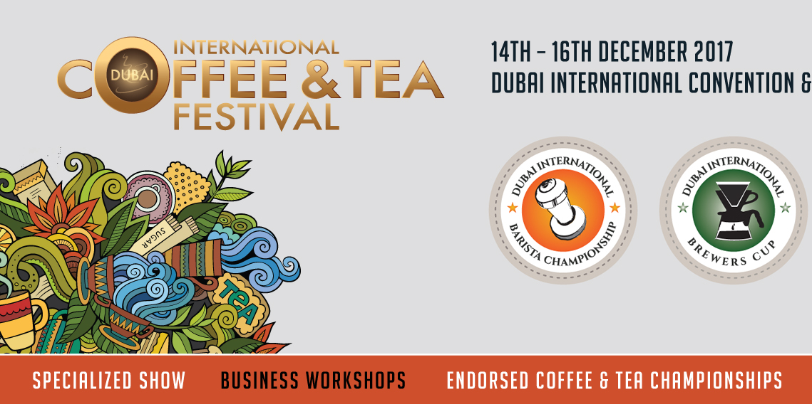 International Coffee and Tea Festival Dubai 2017