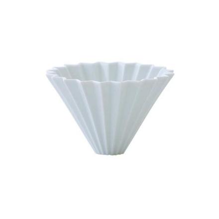 Origami Dripper alb