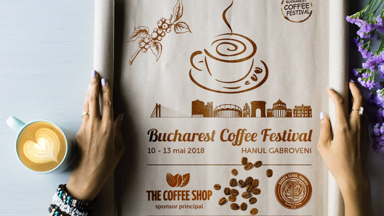 Bucharest Coffee Festival 2018