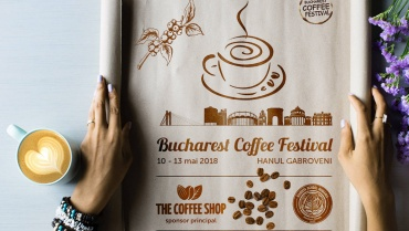 Bucharest Coffee Festival 2018