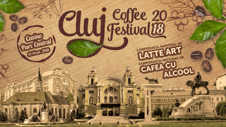 Cluj Coffee Festival 2018