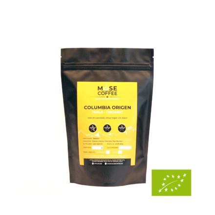 Cafea Columbia Origen organică