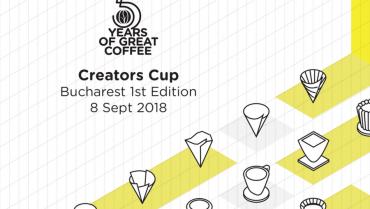 Creators Cup Bucharest 2018, prima ediție