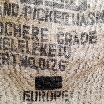 Cafea Etiopia Chelelektu - microlot