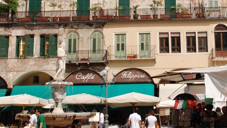 Povestea cafelei în Italia