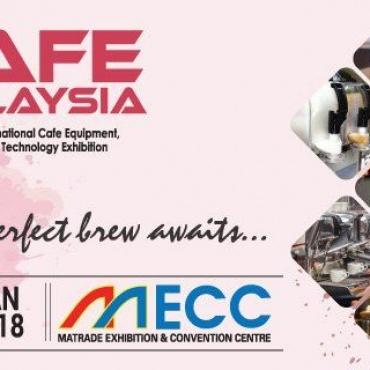 Café Malaysia 2018
