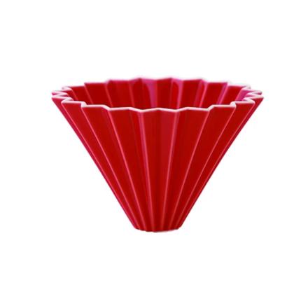 Origami Dripper roșu