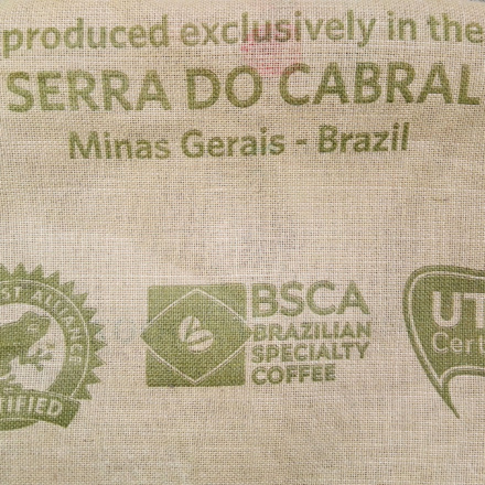 Cafea Brazilia Serra do Cabral
