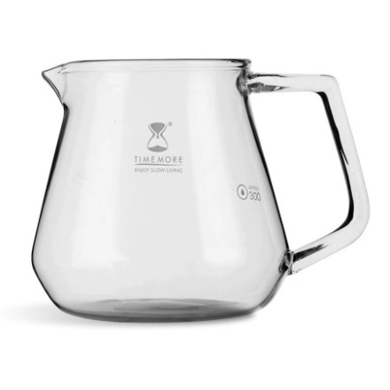 Timemore Glass Coffee Server 360mlTimemore Glass Coffee Server 360mlTimemore Glass Coffee Server 360ml Timemore Glass Coffee Server 360ml